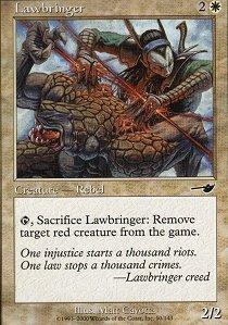 Lawbringer - Foil