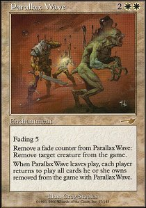 Parallax Wave - Foil