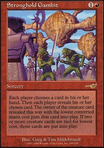 Stronghold Gambit - Foil