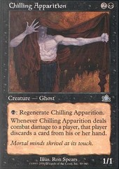 Chilling Apparition - Foil on Channel Fireball