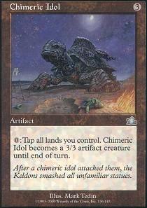 Chimeric Idol - Foil