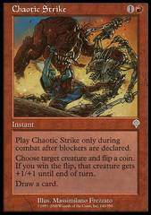 Chaotic Strike - Foil