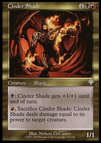 Cinder Shade - Foil