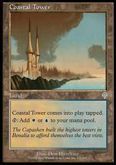 Coastal Tower - Foil