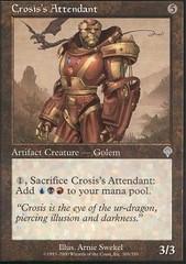 Crosis's Attendant - Foil