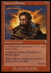 Crown of Flames - Foil