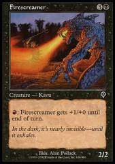 Firescreamer - Foil