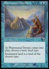 Phantasmal Terrain - Foil