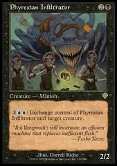 Phyrexian Infiltrator - Foil