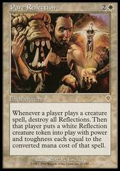 Pure Reflection - Foil