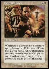 Pure Reflection - Foil