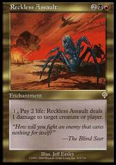 Reckless Assault - Foil