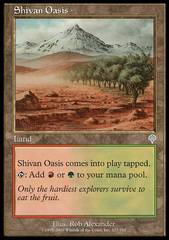 Shivan Oasis - Foil