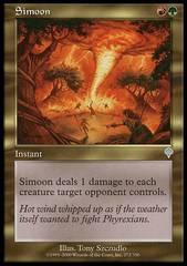 Simoon - Foil
