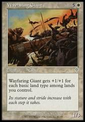 Wayfaring Giant - Foil