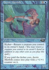 Arctic Merfolk - Foil on Channel Fireball