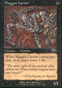 Maggot Carrier - Foil