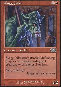 Mogg Jailer - Foil