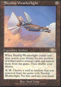 Skyship Weatherlight - Foil