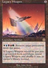 Legacy Weapon - Foil