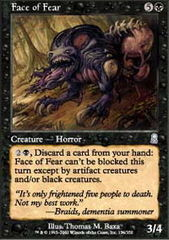Face of Fear - Foil