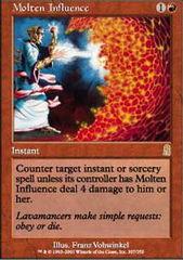 Molten Influence - Foil