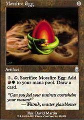 Mossfire Egg - Foil