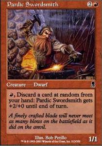 Pardic Swordsmith - Foil