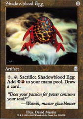 Shadowblood Egg - Foil