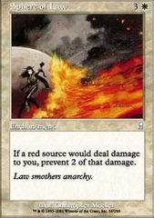 Sphere of Law - Foil