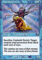 Cephalid Snitch - Foil