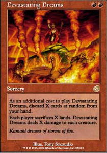 Devastating Dreams - Foil