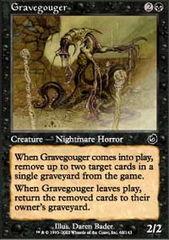 Gravegouger - Foil