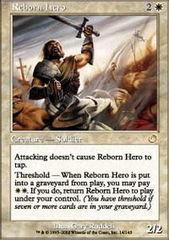 Reborn Hero - Foil