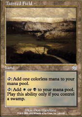 Tainted Field - Foil