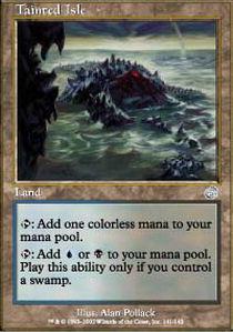 Tainted Isle - Foil