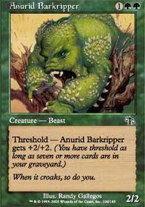 Anurid Barkripper - Foil