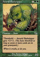 Anurid Barkripper - Foil on Channel Fireball