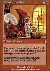 Arcane Teachings - Foil