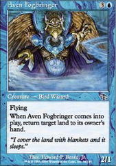Aven Fogbringer - Foil on Channel Fireball