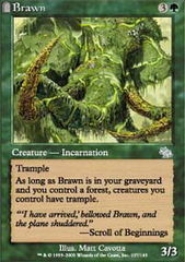 Brawn - Foil on Channel Fireball