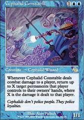 Cephalid Constable - Foil
