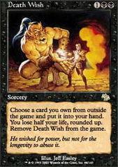 Death Wish - Foil