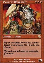 Dwarven Bloodboiler - Foil