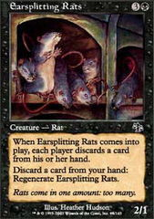 Earsplitting Rats - Foil