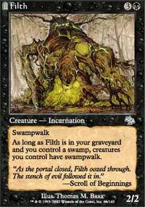 Filth - Foil