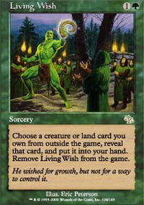 Living Wish - Foil