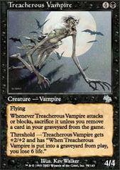 Treacherous Vampire - Foil