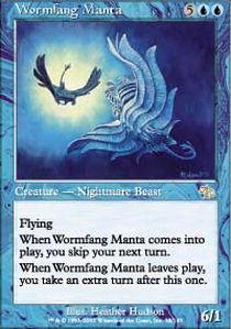 Wormfang Manta - Foil