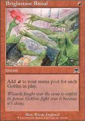 Brightstone Ritual - Foil